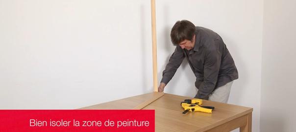 Peindre un meuble la bombe mr bricolage mayotte - Peindre meuble bombe ...